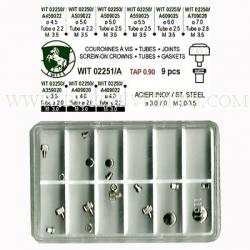 surtido 9 coronas 2251/A acero