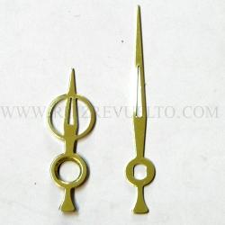 Aguja estilo doradas CEE 35/25 lanza