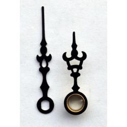 agujas estilo negras 35/25 copa