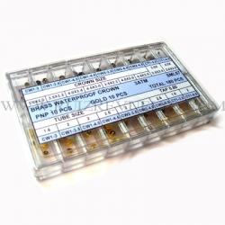 surtido de coronas acuaticas SML57 180 piezas rosca 80