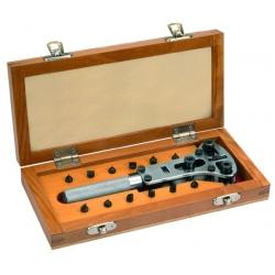 llave mano en caja madera