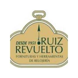 GONG VARILLA SONERIA BASE ROSCADA AZULADA