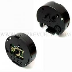 maquina cuarzo redonda sencilla con alarma cuello largo