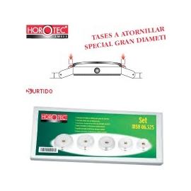 MSA 06.525 TASES CRISTAL GRA DERLYN JGO 5 PZ 0,40