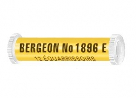 JUEGO ESC. BERGEON 1896-E 0.20 A 1.00 MM DM 12 PZ