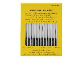 JUEGO ESC. BERGEON 4251     0.33 A 0.69  MM DM 12