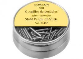 PASADORES CONICOS 500 PZ BERGEON 30486 ACERO