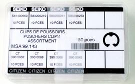 GRAPAS PULSADOR MSA 99.143