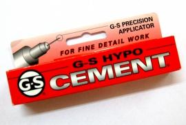 PEGAMENTO CEMENT HYPOTUBE G-S