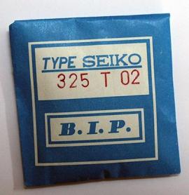 CRISTAL PLEX ARO SEIKO 325T02 ANS BIP 330T