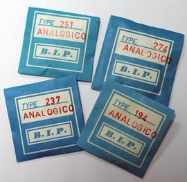 CRISTAL PLEX ANALOGICOS 180 A 340