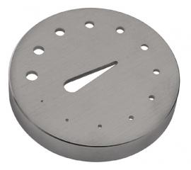 Util con agujeros para ajuste de los volantes
