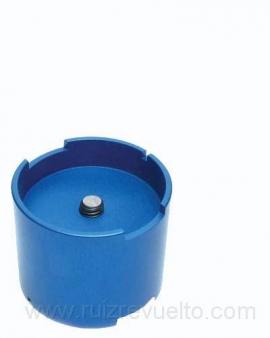 Porta maquinas para Rolex 1570 color azul