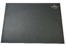 Tapete bergeon negro 320x240x2.0 mm