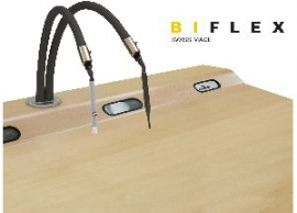 Aire / vacío para mesa de relojero Bergeon 7943