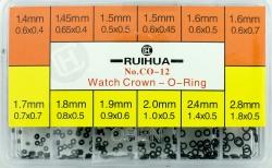 Juntas surtido corona Ruihua CO-12 EB