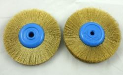 Cepillo circular de latón 90 mm MSA 21.370