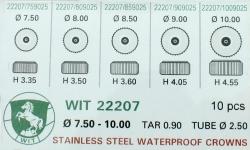 coronas acuáticas de acero | WIT 22207
