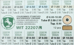 coronas acuáticas cobrizas | WIT 22207/R