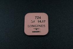 Longines Calibre 14.17, pieza 724 eje volante