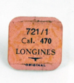 longines 470 pza 721