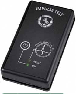 Comprobador de cuarzos analógico IMPULSE TEST WIT 10603
