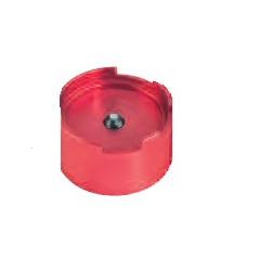 Porta máquinas para rolex 3035 color rojo