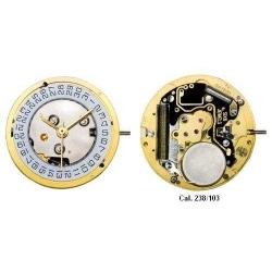 Movimiento ISA J.326/168
