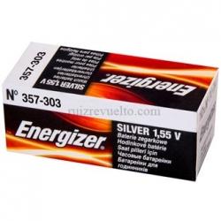 357 Energizer caja 10 uds