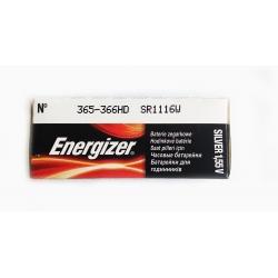 365/366 Energizer caja 10 uds