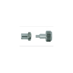 Corona de acero de rosca c/tubo y junta 470x400x250x90 MSA 60.706