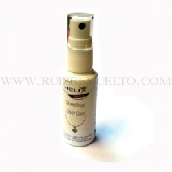 Spray limpia plata 25 ml Heli