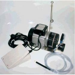Aspirador VP3 con dos pedales