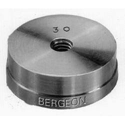 tases bergeon 5500-K reversibles de base planos en duraluminio j