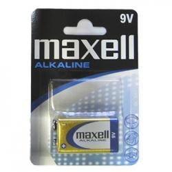 ALCALINA LR09 / 6LR61 / 9V C BL 1 MAXELL